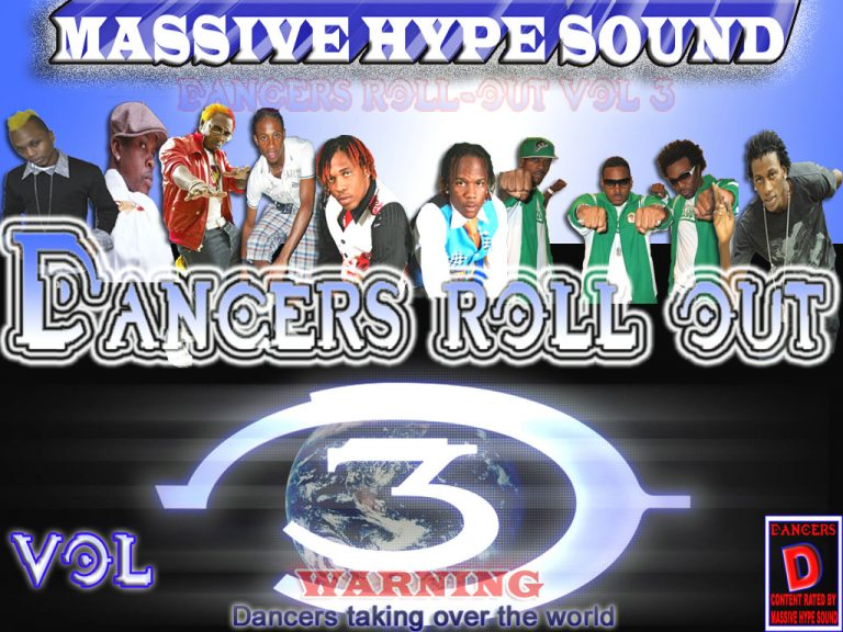 Dancer's Roll-Out Vol.3