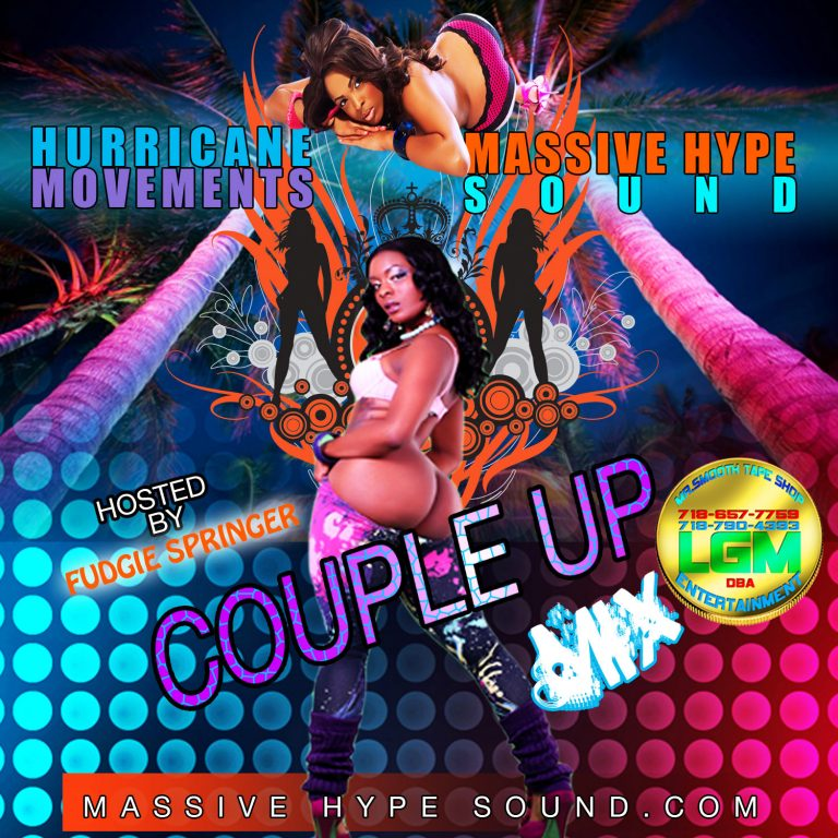 Hurricane Movements and Massive Hypesound-Couple Up Mix