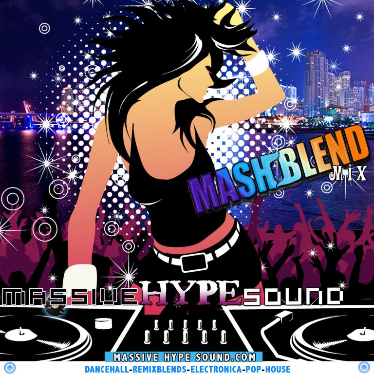 Mash Blend Mix Vol.1