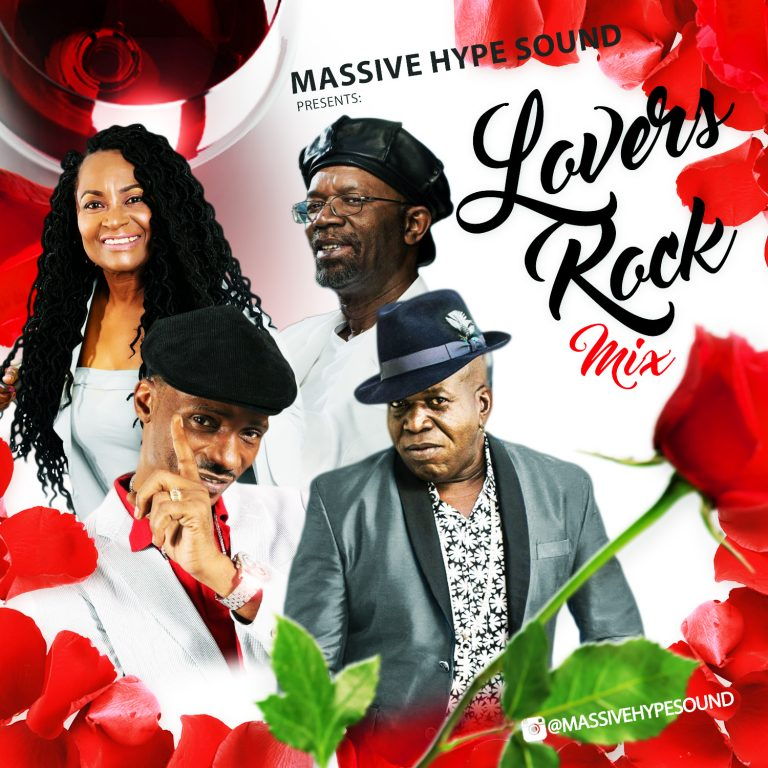 Lovers Rock Mix_Front cover